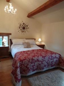 Cook Hill Cottage - King Size Bedroom