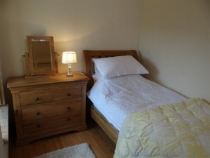 Cook Hill Cottage - Twin Bedroom